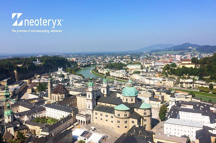 Birds Eye View of Austria during the MSACL EU 2016 conference