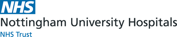 NHS Nottingham university Hospitals logo
