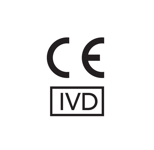 CE and IVD symbols