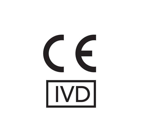 CE and IVD symbols