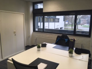 Interior office shot of Neoteryx Netherlands