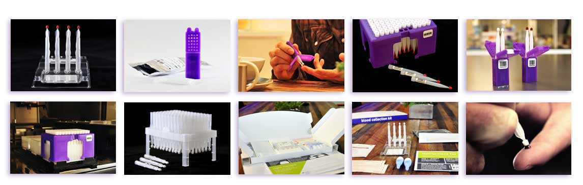 a collage of Mitra devices.
