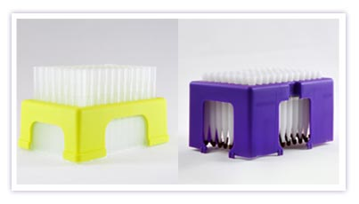 high throughput racks for lab method development