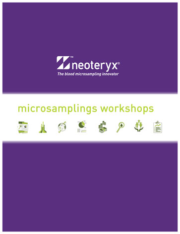 Mitra microsampling seminars and conference case studies