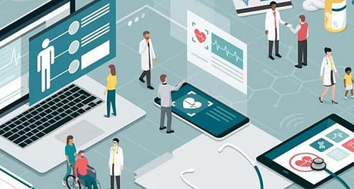 remote patient centered medical care home model PCMH or remote patient monitoring