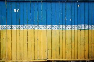 ukraine vams vet med method flag fence