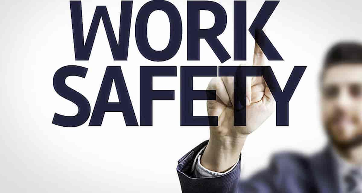workplace safety and occupational exposure testing