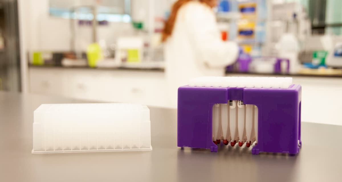 immunoassays: extraction methods you can use with dried blood samples
